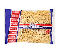 Skinner Pasta Egg Noodles Wide Bag - 12 Oz