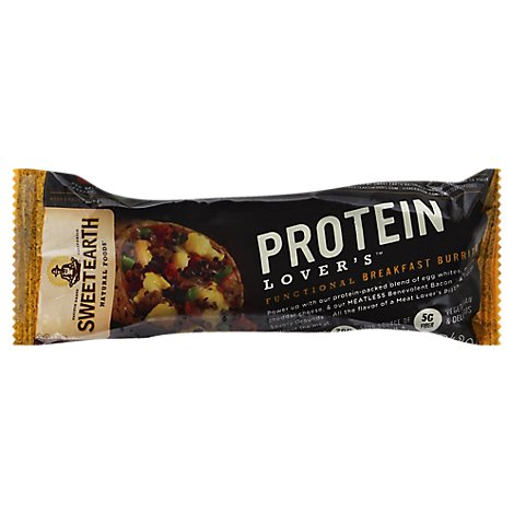 Sweet Earth Protein Lovers Functional Breakfast Burrito - 6 Oz
