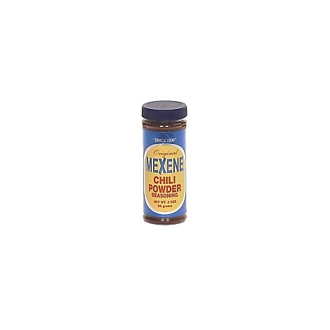 Mexene Seasoning Chili Powder Original - 3 Oz
