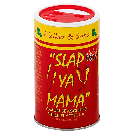 Slap Ya Mama Ssnng Hot - 8 Oz