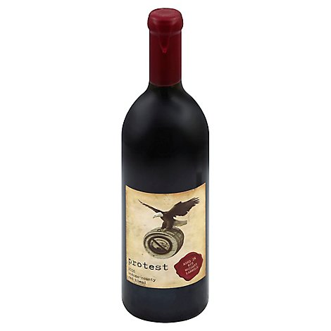 Chateau Diana Protest Red Blend Wine - 750 Ml