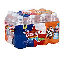 Ozarka 100% Natural Spring Water - 12-12 Fl. Oz.