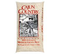Cajun Country Rice Medium Grain - 48 Oz