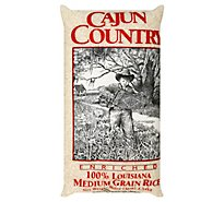Cajun Country Rice Medium Grain - 10 Lb