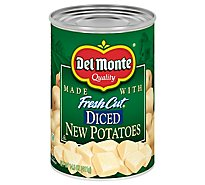 Del Monte Fresh Cut Potatoes New Diced - 14.5 Oz