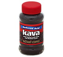 kava Coffee Instant Reduced Acid - 4 Oz