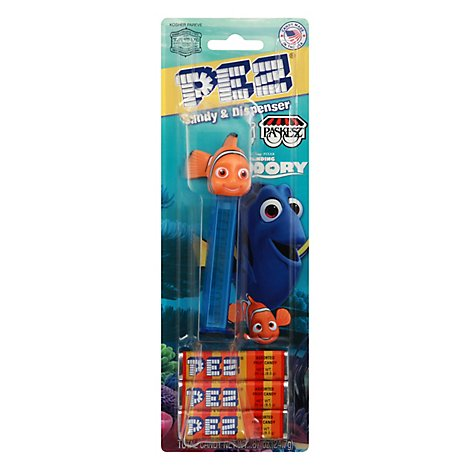 Paskesz Candy  Pez Dispnsr Nemo - .87 Oz