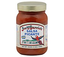 Joe T. Garcias Salsa Picante Medium Jar - 16 Oz