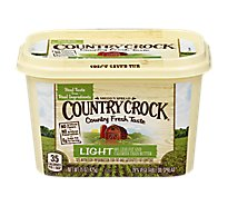 Country Crock Shedds Spread Buttery Spread 28% Vegetable Oil Light - 15 Oz.
