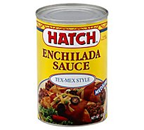 HATCH Sauce Enchilada Gluten Free Tex-Mex Medium Can - 15 Oz