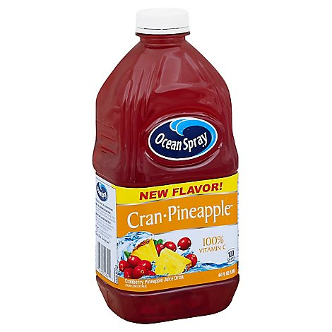 Ocean Spray Cran Pineapple - 64 Fl. Oz.