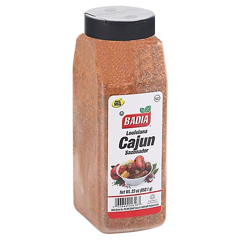 Badia Seasoning Cajun Louisiana - 23 Oz