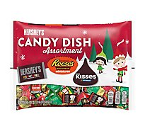 HERSHEYS Assortment Candy Dish Favorites - 21 Oz