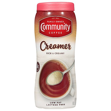 Community Coffee Coffee Creamer - 11 Oz