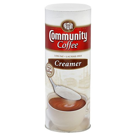Community Coffee Coffee Creamer - 16 Oz
