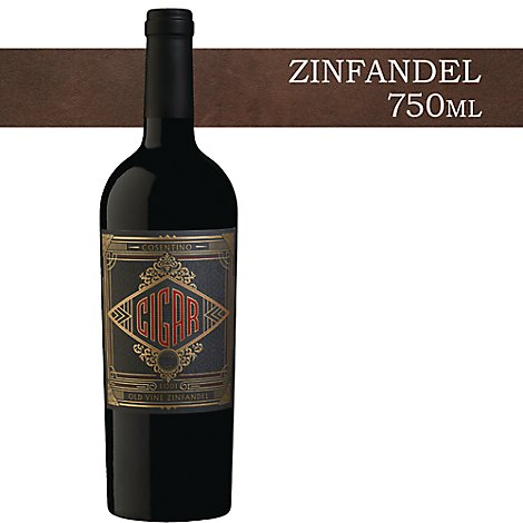 Cigar Zinfandel Wine - 750 Ml