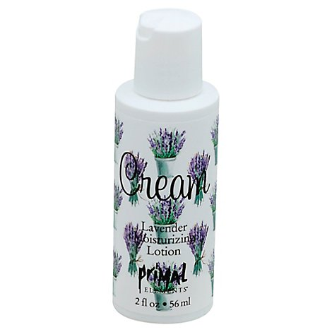Lavender Lotion - 2 Oz