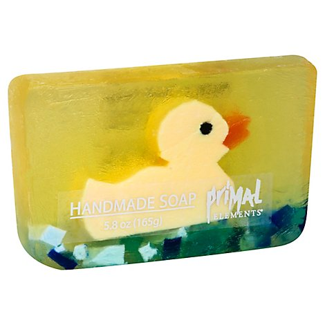 Rubber Duck Bar Soap In Shrinkwrap - 5.8 Oz