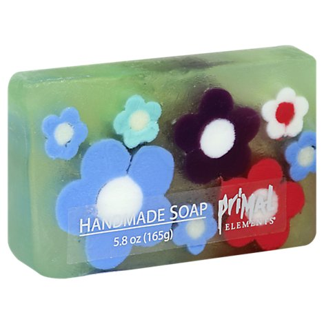 Flower Child Bar Soap In Shrinkwrap - 5.8 Oz