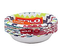 SOLO Bowls Paper AnyDay 20 Ounce Bag - 28 Count