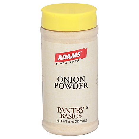 Adams Onion Powder - 8.11 Oz