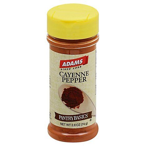 Adams Cayenne Pepper - 2.61 Oz
