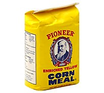 Pioneer Corn Meal Enriched Yellow - 2 Lb