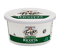 Frigo Cheese Ricotta Part-Skim - 15 Oz