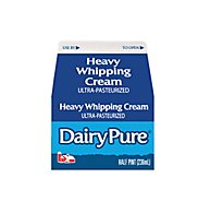 Dairy Pure Whipping Cream - 8 Fl. Oz.