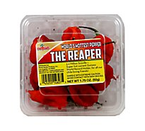 Peppers Worlds Hottest Pepper The Reaper - 1.75 Oz