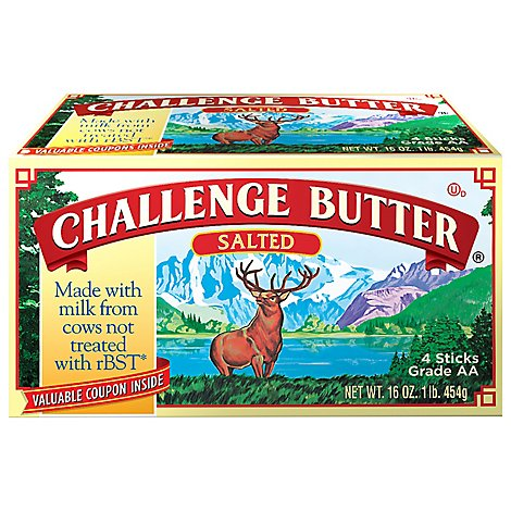 Challenge Butter Salted - 16 Oz