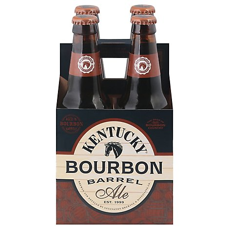 Alltech Ky Bourbon Ale In Bottles - 4-12 Fl. Oz.