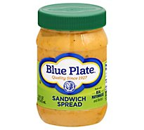 Blue Plate Sandwich Spread - 16 Fl. Oz.