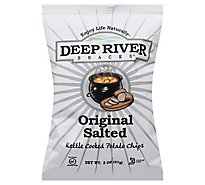 Deep River Chips Kettle Original - 2 Oz