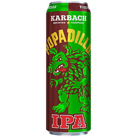 Karbach Hopdillo Ipa In Cans - 19.2 Fl. Oz.