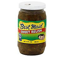 Best Maid Relish Sweet - 12 Fl. Oz.