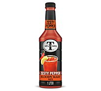 Mr & Mrs T Bloody Mary Mix Fiery Pepper - 1 Liter