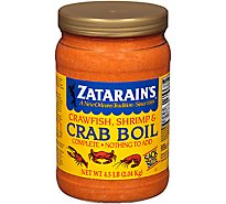 Zatarains Crawfish Shrimp & Crab Boil 73  Oz