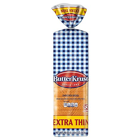 Butter Krust White Sandwich - 20 Oz