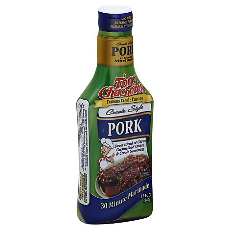 Tony Chacheres Marinade Pork - 12 Oz