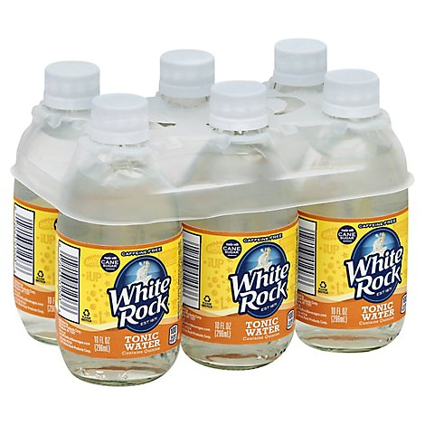 White Rock Tonic Water - 6-10 Fl. Oz.