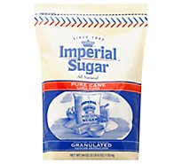 Imperial Pure Cane Sugar In A Resealable Pouch - 54 Oz