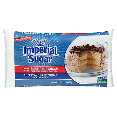 Imperial Sugar Powdered - 32 Oz