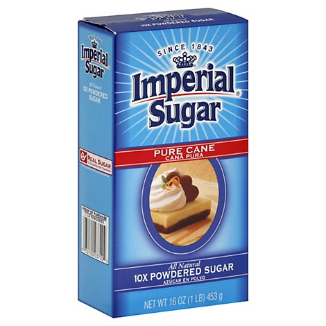 Imperial Powdered Sugar - 1 Lb