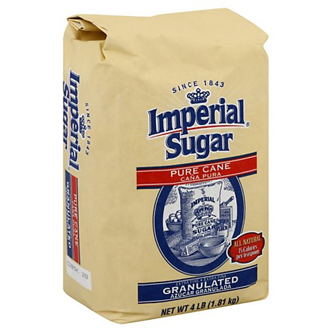 Imperial Granulated Sugar - 64 Oz