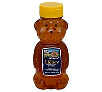 Burlesons Honey Pure Clover - 12 Oz