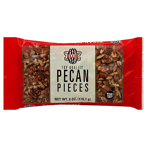 Ellis Pecan Pieces - 6 Oz