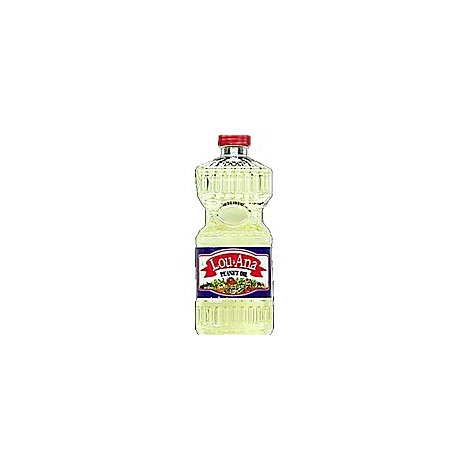 LouAna Peanut Oil Pure - 24 Fl. Oz.