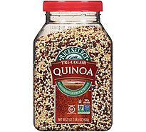 Rice Select Quinoa Gluten Free Tricolor Quinoa Jar - 22 Oz