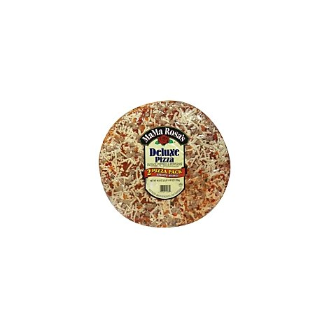 Mama Rosa Pizza Deluxe 2-Pack - 42 Oz